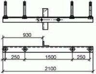 Траверса ТМ-13 (3.407.1-143.8.13) 32,6 кг